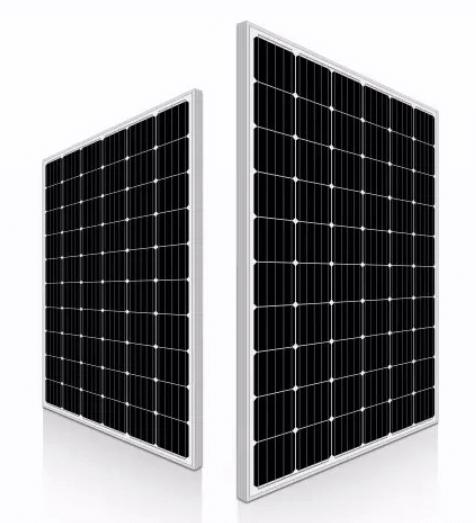 370W mono solar panel