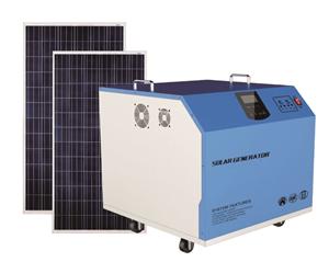 2000VA Solar Generator Residential Solar Kit
