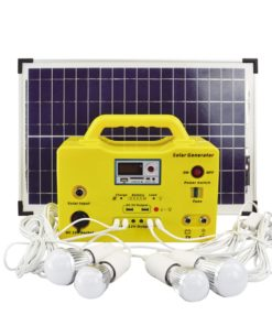 20w solar lighting system