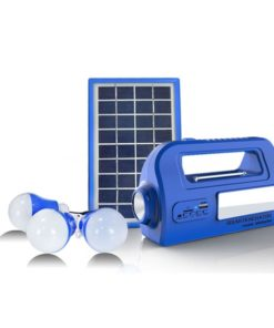 Solar Home Light 3W 5W LED Lighting System with FM