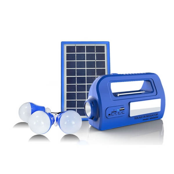 3w Solar Home Light