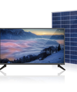 """Solar TV 32"""" 40"""" Rechargeable All-in-One Kit with Li-ion"""
