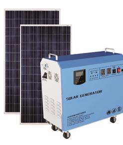 1000W Solar Generator All-in-one Solar Home System