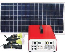500W Solar Generator All-in-One Solar Panel Kit