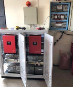10KW Solar Hybrid System Solutions