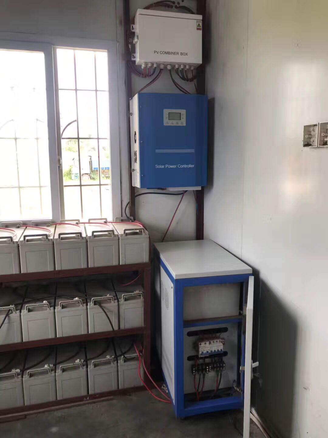 5KW Off Grid Solar Power System Solutions
