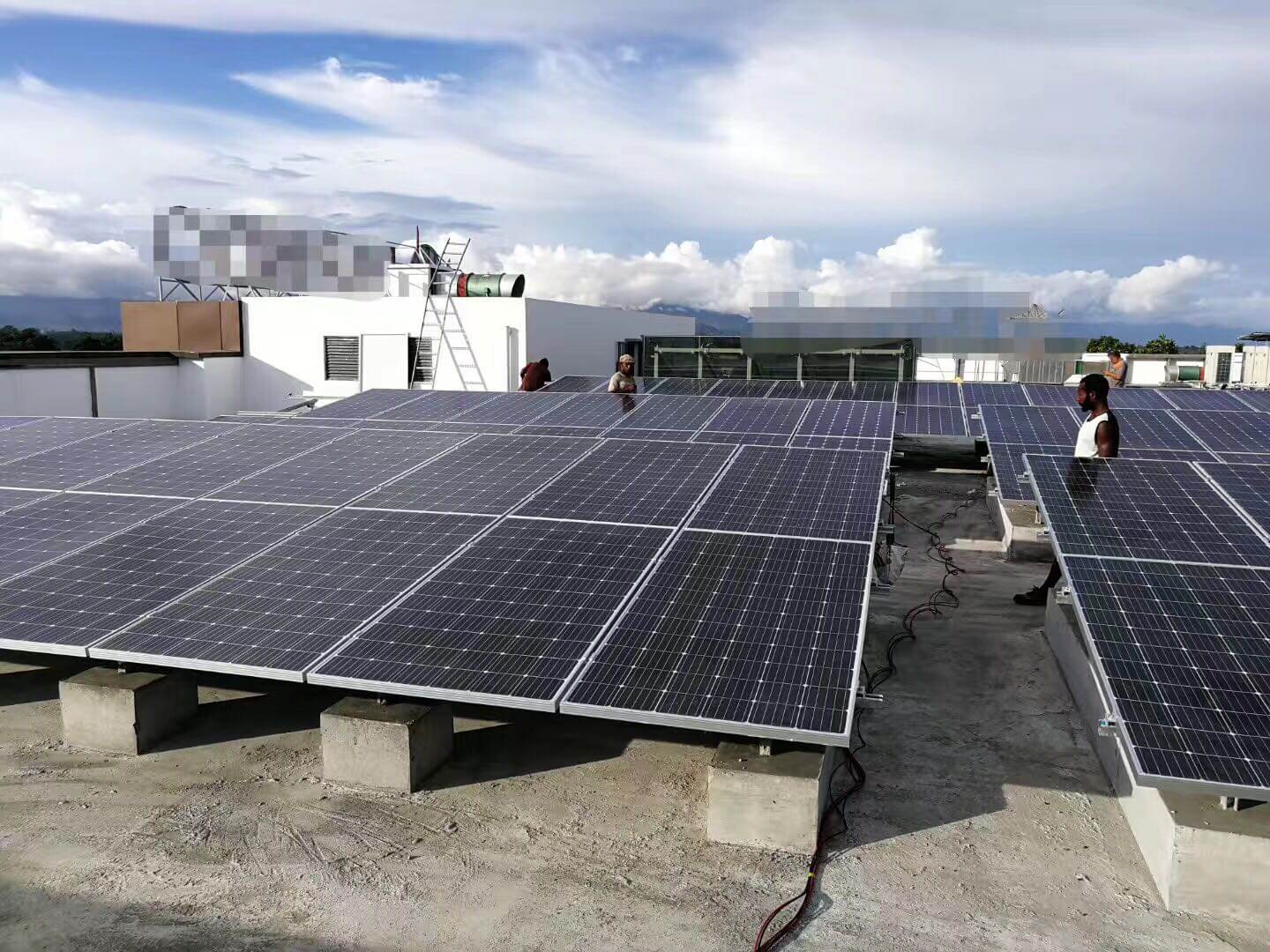 15KW Complete Solar Power System Solutions