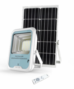 solar flood light LED lighting system