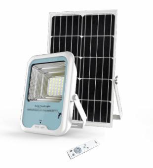 solar flood light LED lighting system