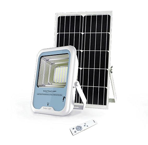 100W 200W Solar Floold Light with Motion Sensor, CCTV Camera