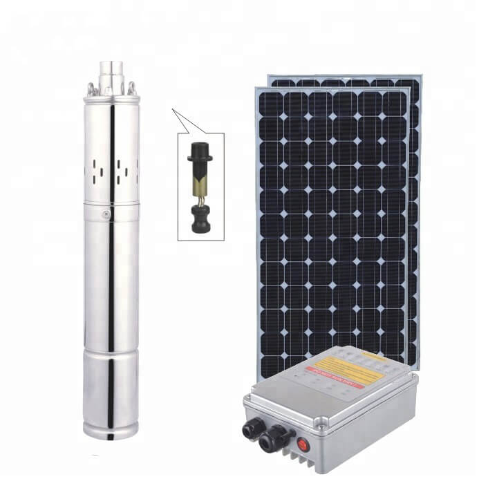 DC Solar Water Pumping System