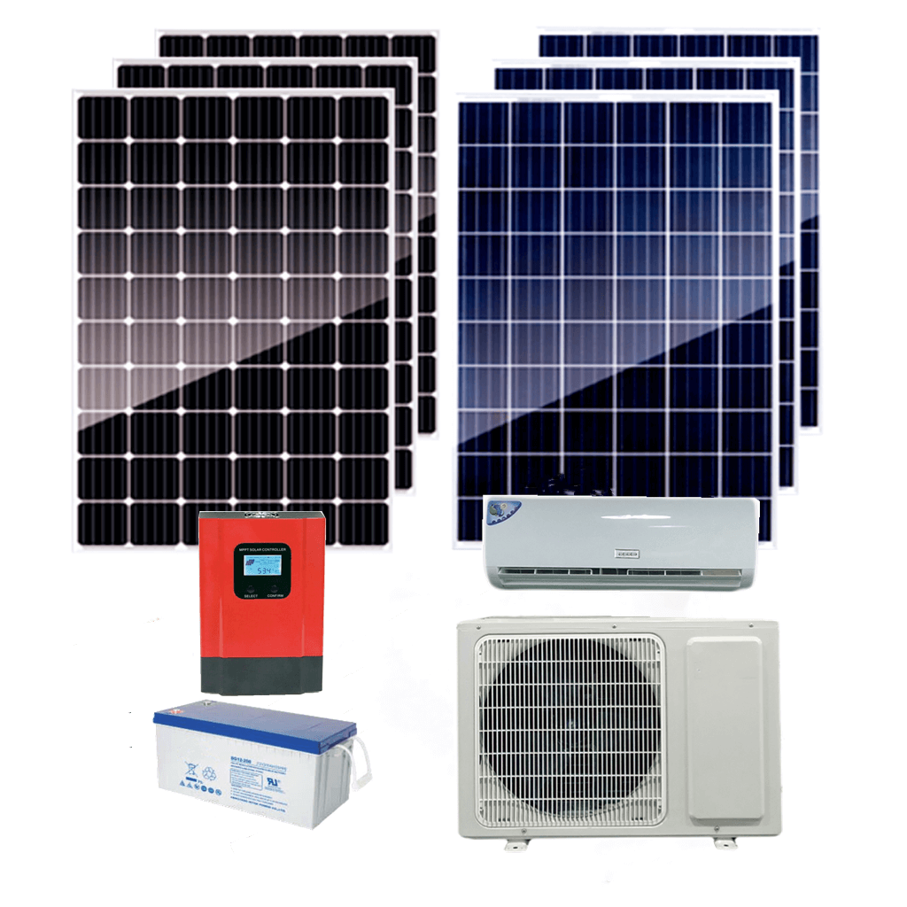 Solar DC Air-condition System