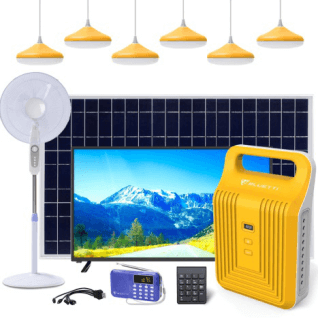Solar Home System with Pay-as-You-Go