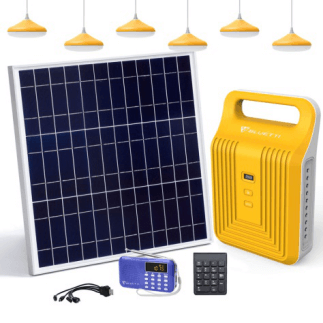Solar Home System with PAYG system